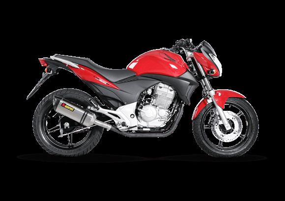 CB 400/500F (2013-2015)