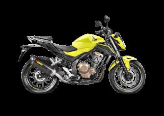 CB 500 F (2016-2018)