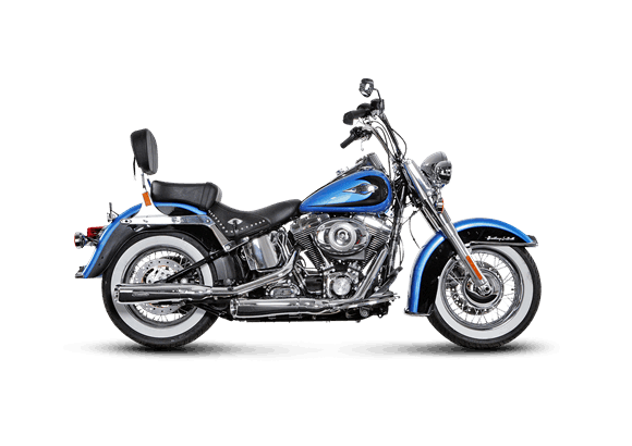 SOFTAIL FXSTB NIGHT TRAIN