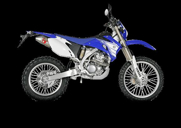 WR 250 R (2007-2018)