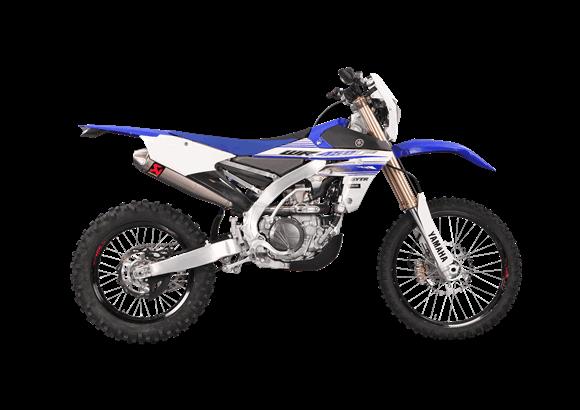 WR 450 F (2016-2018)