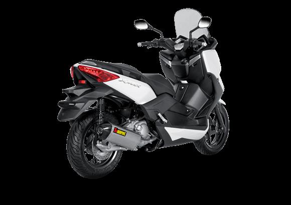 X-CITY 250 (2007-2016)