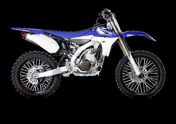 YZ 450 F (2014-2017)