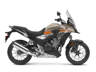 CB 500X (2013-2017)