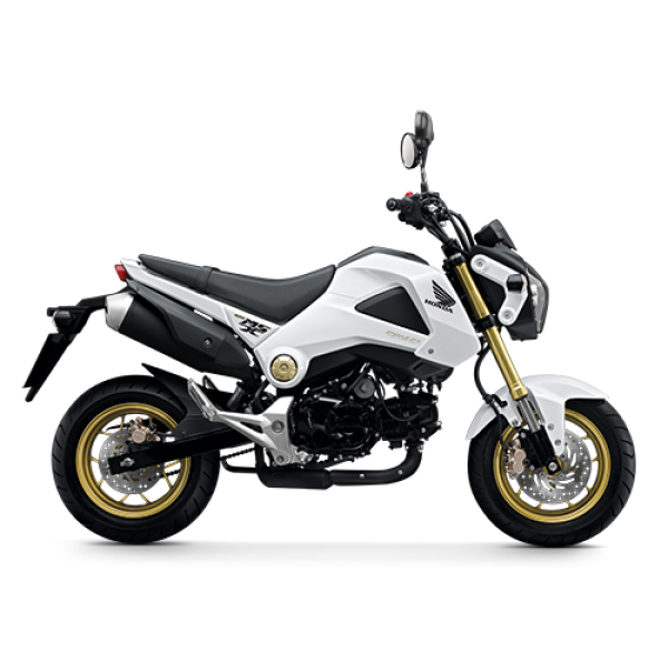 MSX 125 Grom ( Up to 2015)