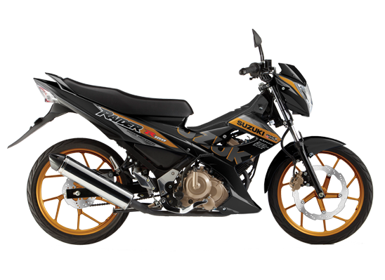 RAIDER / SATRIA FU (2014 ONWARDS)
