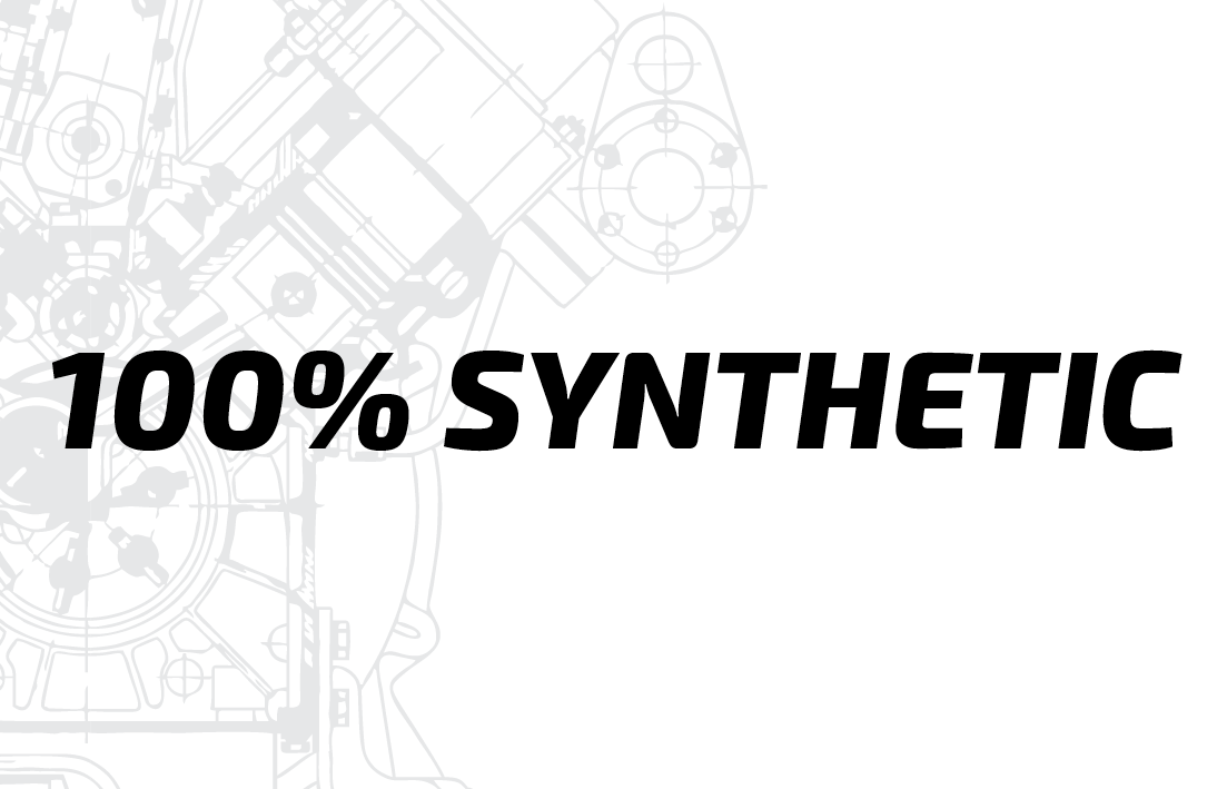 4T-100% SYNTHETIC