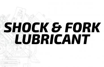 Shock & Fork Lubricant