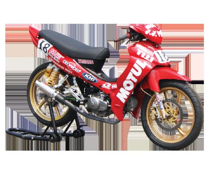 Asian Underbone Racing 280