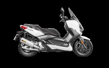 X-MAX 125 (2017-2018)