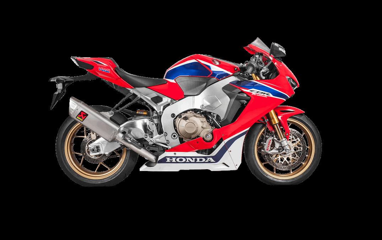 CBR 1000 RR SP/SP2 (2017-2019)