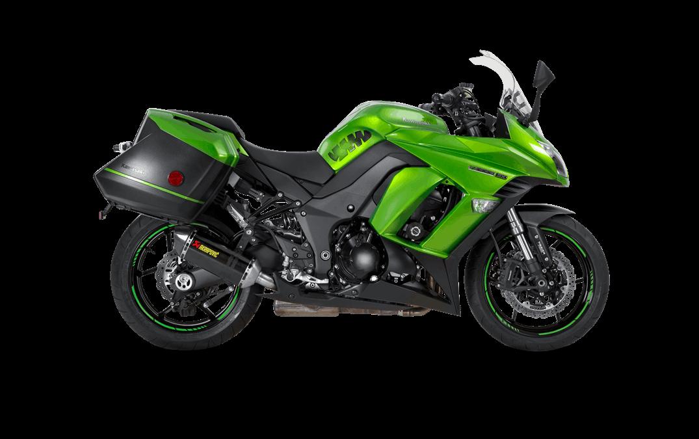 Kawasaki Z1000SX Ninja High N Lubricant