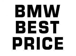 BMW BEST PRICE