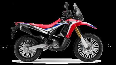 CRF 250 RALLY (2017)