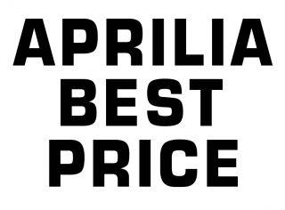 APRILIA BEST PRICE
