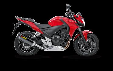 CB 500 X (2014-2015)