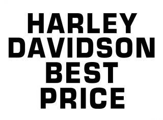 HARLEY DAVIDSON BEST PRICE