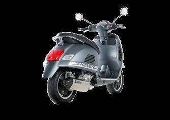GTS 300 / SEI GIORNI ( 2008-2016)