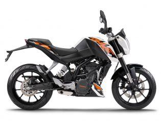 DUKE 200 (2012-2015)
