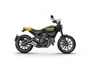 SCRAMBLER 803 FULL THROTTLE (2015)