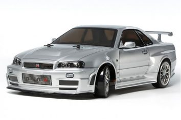 SKYLINE GT-R (1999-2002)