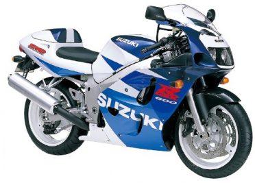 GSX-R 600(1997-2000)
