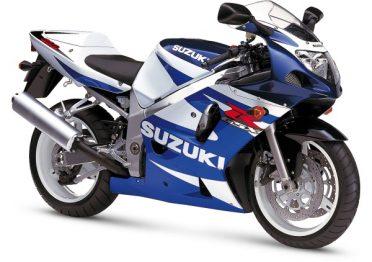 GSX-R 600(2001-2003)