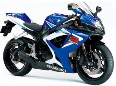 GSX-R 750(2006-2007)