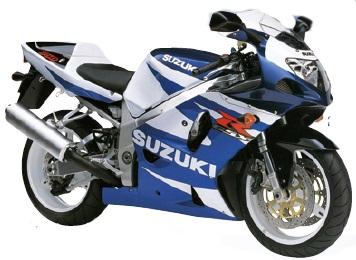 GSX-R 750(2000-2003)