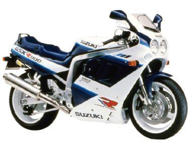 GSX 1100 R(1990-1992)