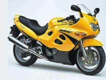 GSX 600F(1998-2003)