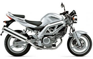SV 650(2003-2007)