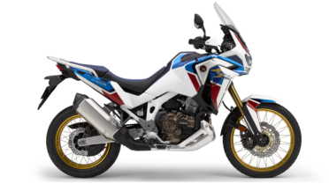 CRF1100 Africa Twin ABS (2020)