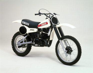 YZ 250/465(1980-1981)