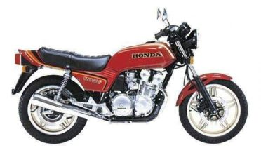 CB 750F (1980-1984)
