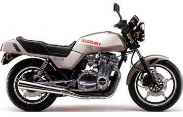 GSX 1100 KATANA (1981-1983)