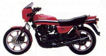 Z 750 GP (1982-1986)