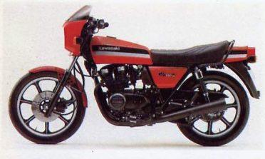 Z 500 GP (1980-1985)