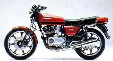 Z 400 J (1980-1987)