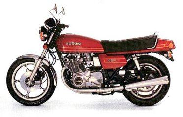 GS 1000 E/H/L/S (1979-1982)
