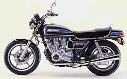 GS 750 L (1977-1981)