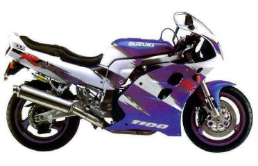 GSX 1100 R W(1993-1994)