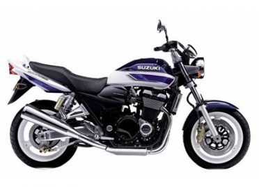 GSX 1400 (2001-2007)