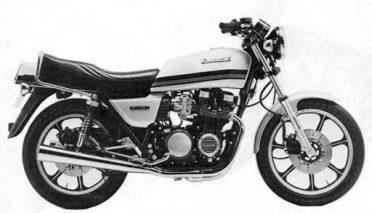 Z 750 L Sport (1982-1985)
